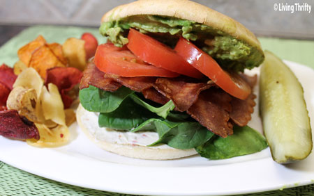 Healthy BLT's