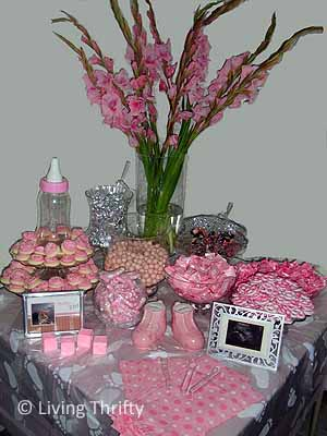 Candy Buffets And Glass Vases Living Thrifty