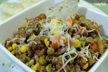 Easy, Healthy, One Pot Ground Beef Dish