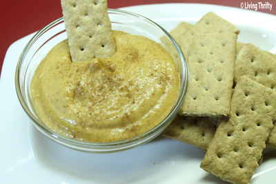 Holiday Pumpkin Dip